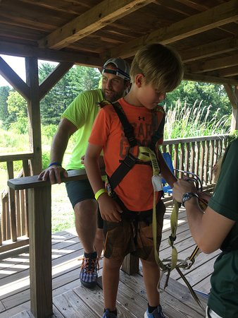 Dragonfly Zipline Adventure FOR KIDS