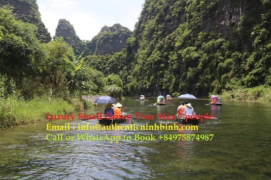 Authentic Ninh Binh