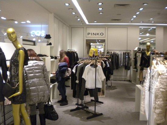 Παρίσι, Γαλλία: Shopping alla Galleria La Fayette
