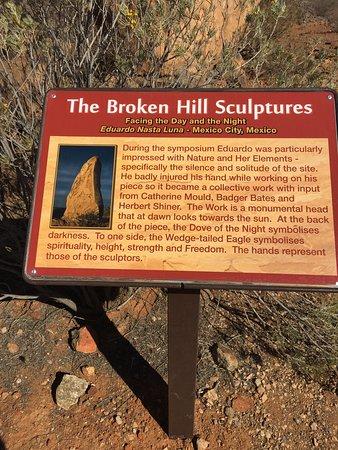 Broken Hill Sculptures