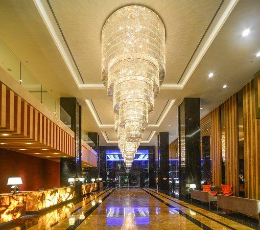 Seberang Jaya, Malasia: Lobby