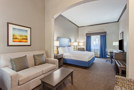 Holiday Inn Express Hotel & Suites Wharton: Suite
