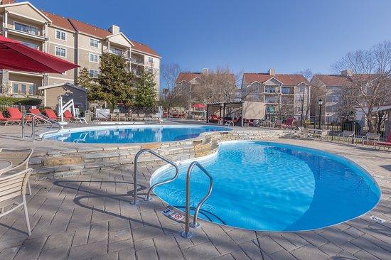 Club Wyndham Mountain Vista: Pool