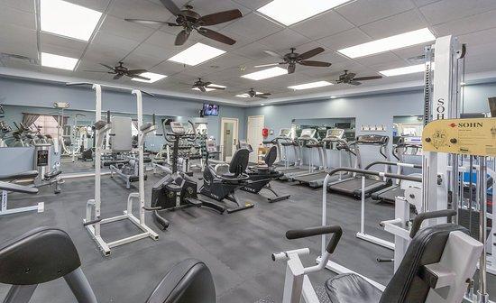 Club Wyndham Mountain Vista: Health club