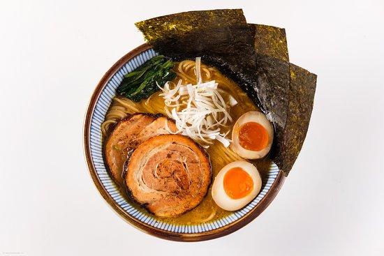 Hotto Ramen: Curry Ramen