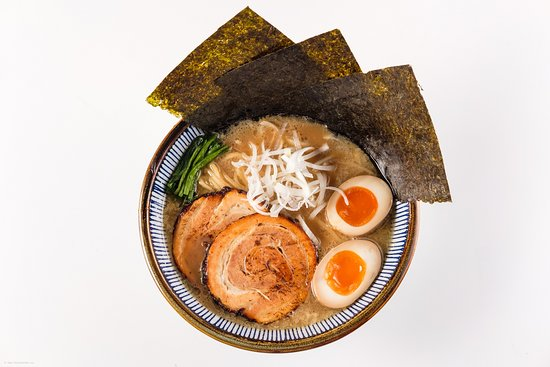 Hotto Ramen: Shoyu Tonkotsu Ramen