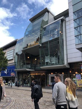 Trip to Manchester  Arndale