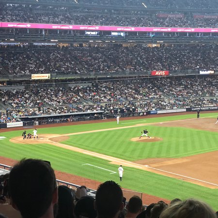 Yankees v Red Sox Aug 4th 2019