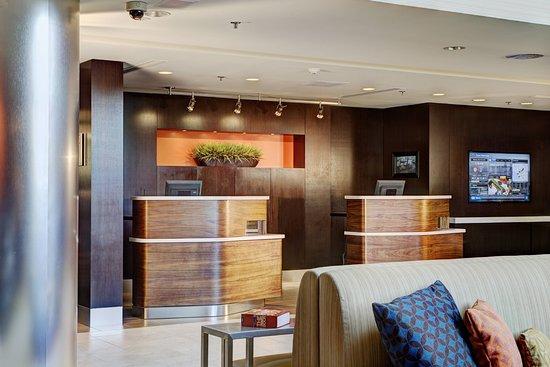 Cedars Sinai Medical Center - Review of Courtyard Los