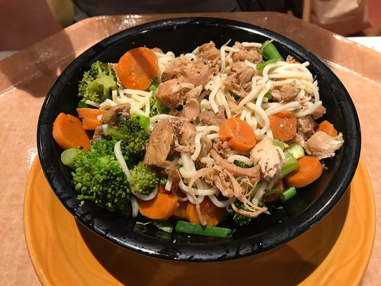 Fresh Woks in the Canyon Lodge Eatery - Review of Canyon Eatery,  Yellowstone National Park, WY - Tripadvisor