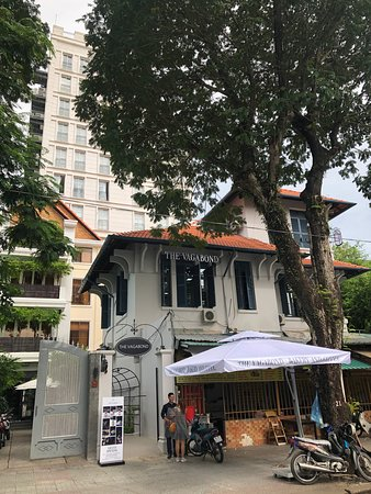 Old house in Saigon