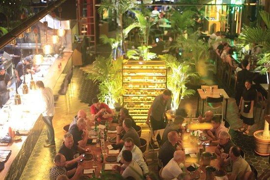 Salazon Bali: Group Dinner 2