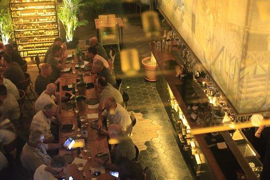 Salazon Bali: Group Dinner 4