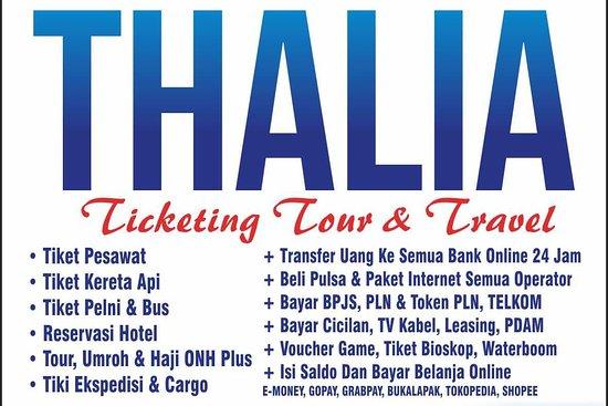 Thalia Ticketing Tour Travel Service Surabaya Tripadvisor
