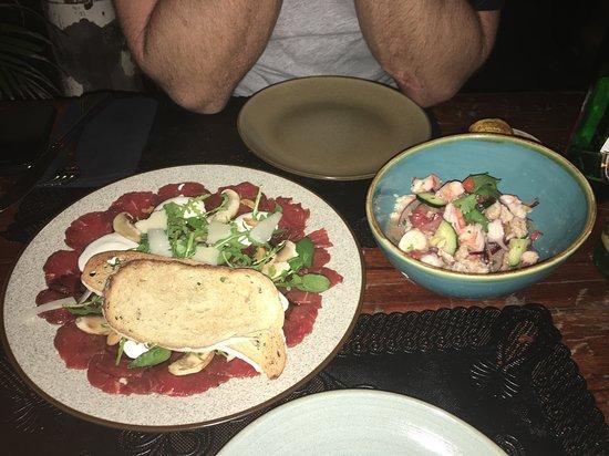 La Favela Bar Y Restaurant: Appetizers