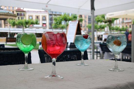 variadad infinita en gin