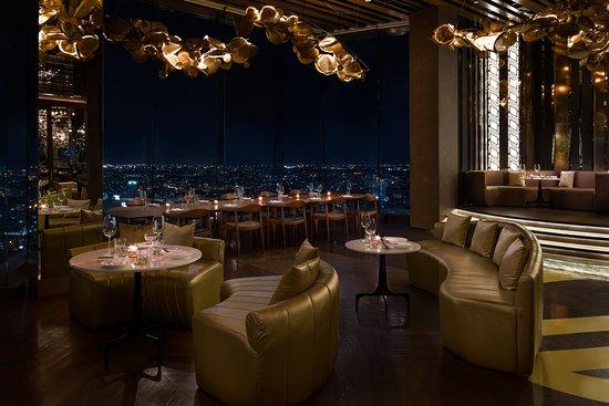 SEEN Restaurant & Bar Bangkok: Interior