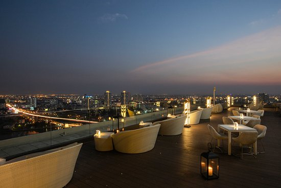 SEEN Restaurant & Bar Bangkok: Outdoor