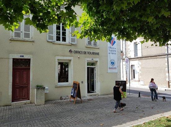 Office de Tourisme de Barbezieux