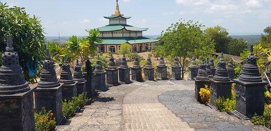 Batam Center, إندونيسيا: Batam temple