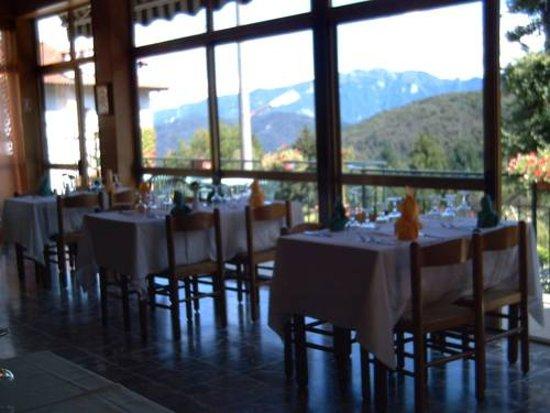 Hotel Ristorante Vittoria: Monte Generoso