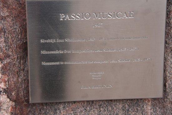 Памятник композитору Яну Сибелиусу : The Sibelius Monument