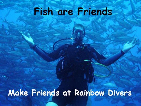 Rainbow Divers - Nha Trang