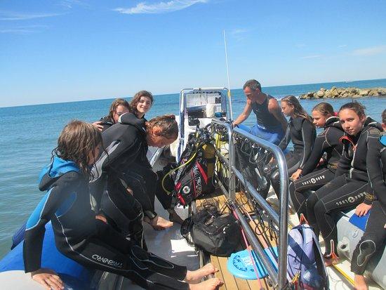 Poseidon Plongee張圖片
