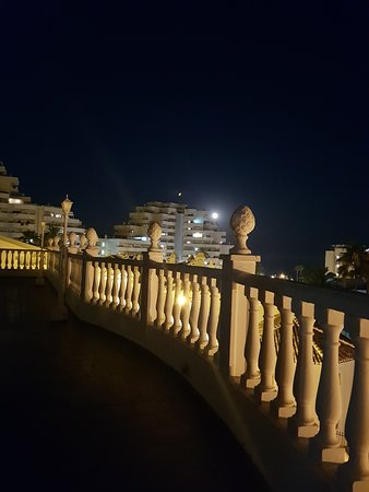 Hotel Betania: Roof top terrace