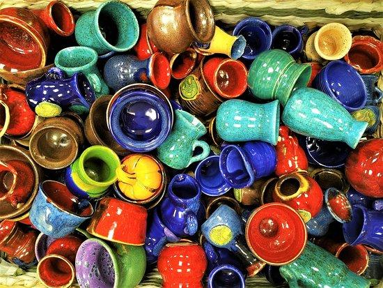 Zhiva Zemlya Novgorodskaya: Яркая и стильная керамика с символикой Великого Новгорода - отличный подарок!