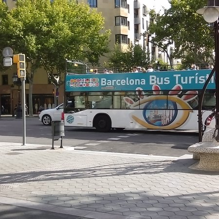 Барселона 2017г