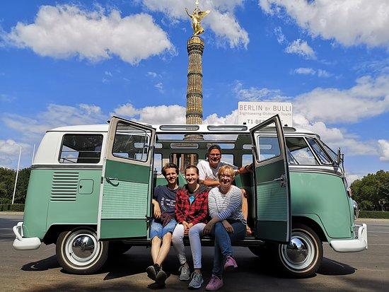 T1 Berlin: Berlin by Bulli  - Siegessäule :-)