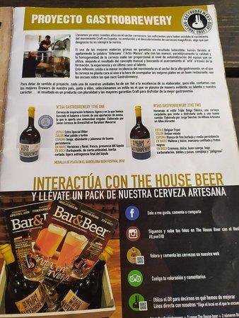 The House Beer - Pamplona Casco Viejo