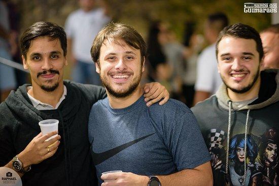 Amizade no samba