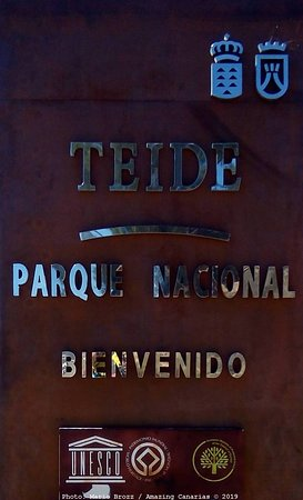 We are now at El Teide National Park