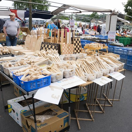 Wooden cullinary items