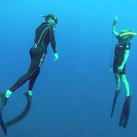 High chances that after finished PADI Freediver course you already hooked and want to take your freediving to the next level. Then PADI Advance Freediver course is what are you looking for. This course is designed to refine and improve your freediving skills, allowing you to progress step by step while learning how your body performs during apnea. https://crystalfreediving.com/advanced-freediver/