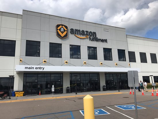 Amazon Fulfillment Center Tour