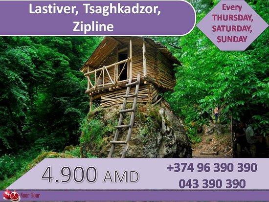 Armenia: #Lastiver#Tsaghkadzor#Zipli