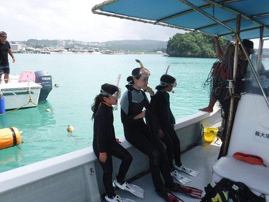 Aoi Diving Service