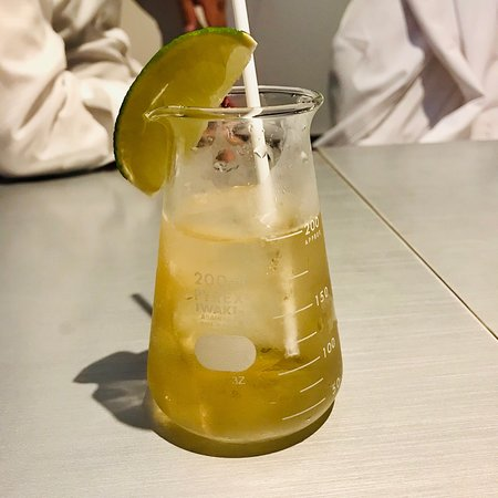 Science Bar Incubator: サラトガクーラー