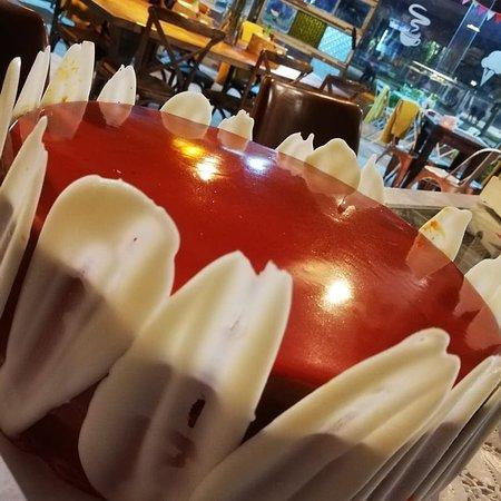 Innombrables Cafe: Glase espejo!