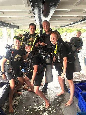 Geweldige duikschool!