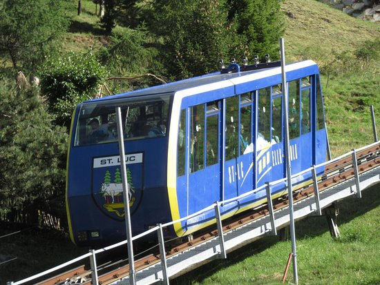 Funiculaire St-Luc/Chandolin SA
