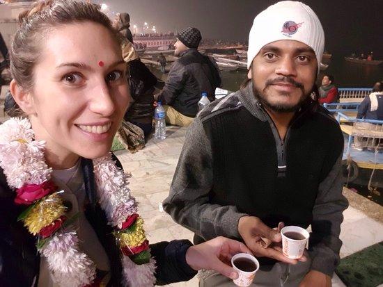 写真Ganga River Boat Tour枚