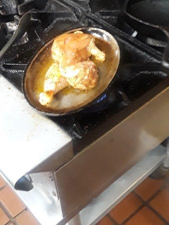 Roasted chicken, yumm!