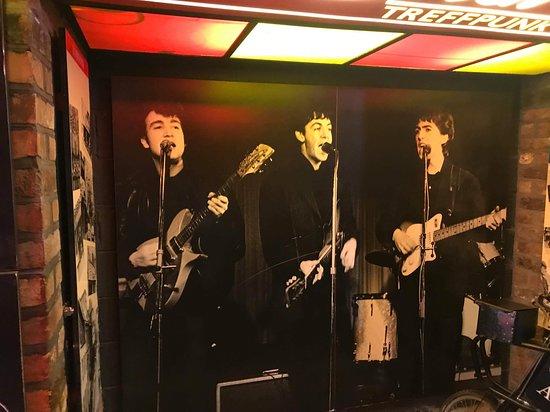The Beatles Story Experience: John, Paul and George in Hamburg