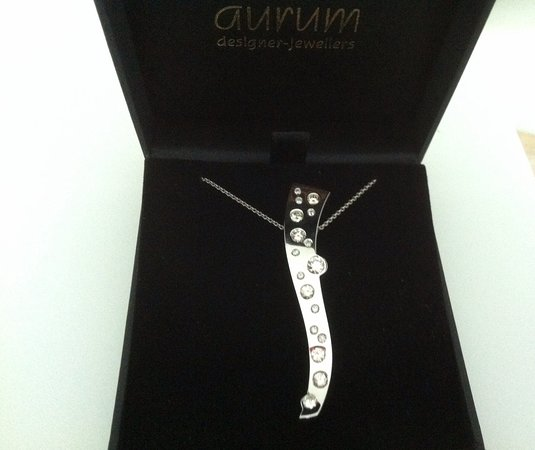 Aurum Designed Necklace