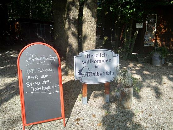 Franconia, Alemania: Waldstübla in Leesten/ Franken