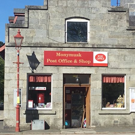Monymusk Post Office